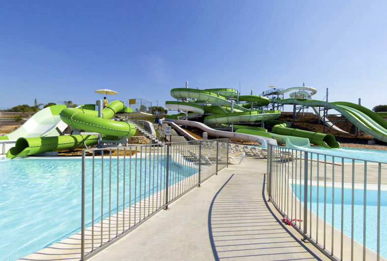 Splash Sur Menorca Parque Acuático
